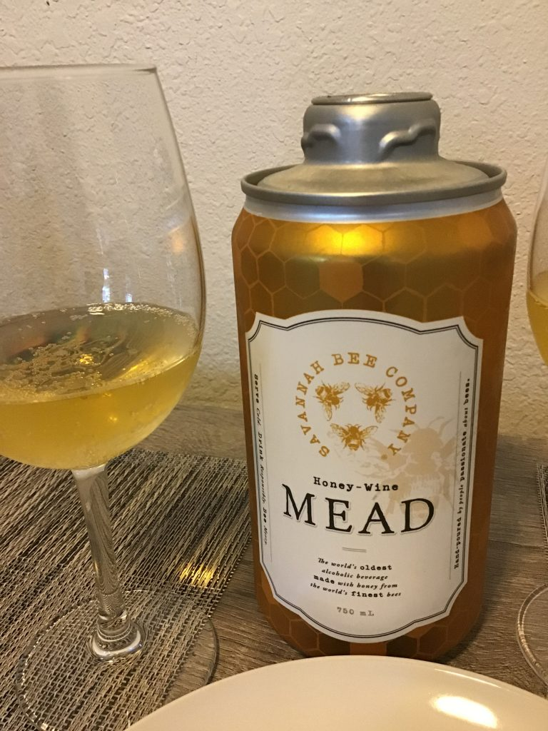 Savannah Bee Company Mead