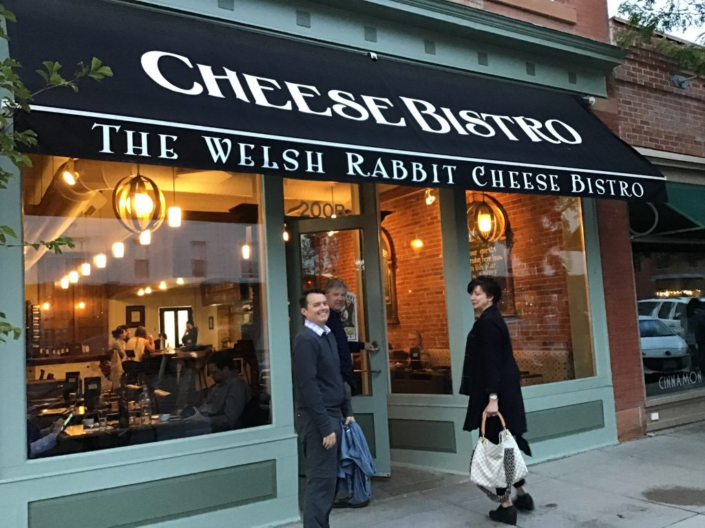 The Welsh Rabbit Cheese Bistro, Fort Collins, CO_1
