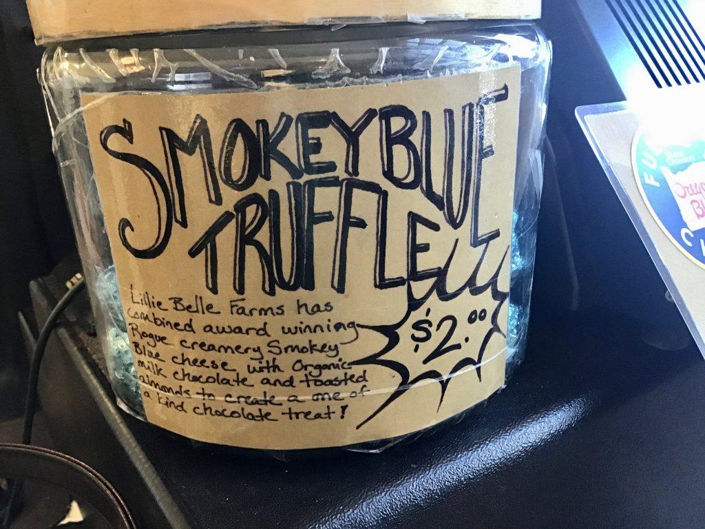 Smokey Blue Truffle by Lillie Belle Farms