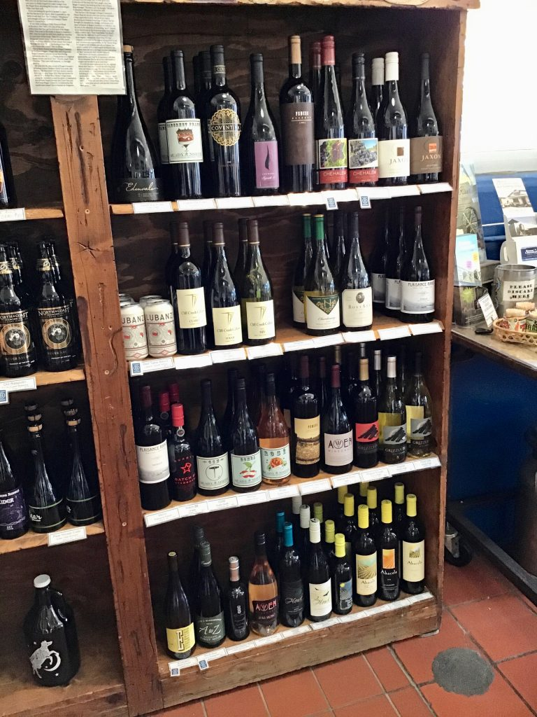 So many Oregon Wines, so little time!
