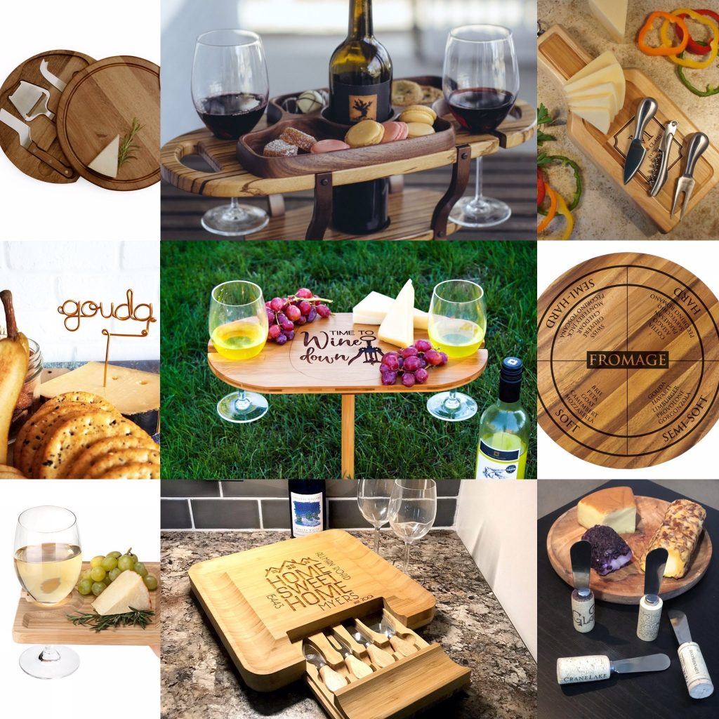 Wine and Cheese Lovers Gift Guide
