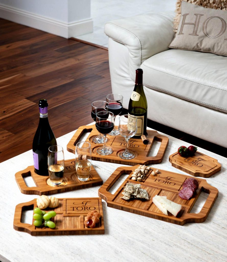 Personalized Charcuterie Boards-5 different sizes