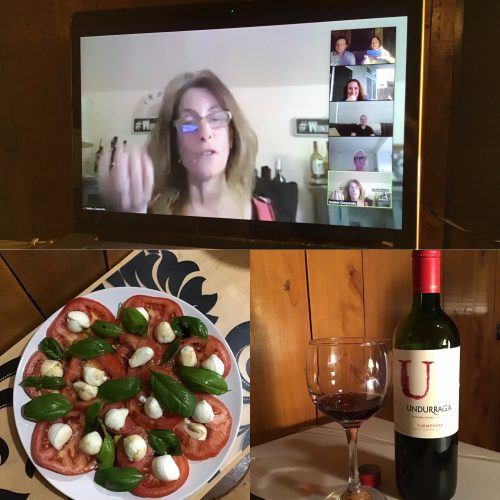 Virtual Happy Hour with Lori Budd and friends