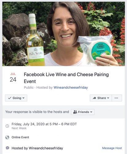 FB event info