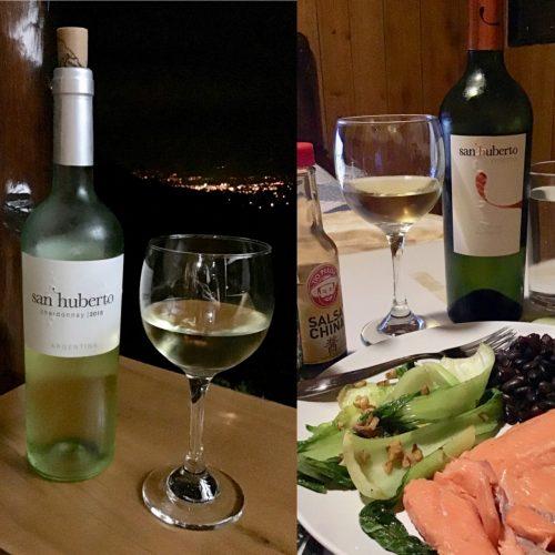 san huberto chardonnay and reserve chardonnay