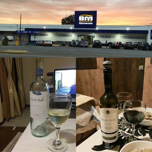 wines from BM Supermercados- Ca d'Archi and Legado Muñoz Grenache