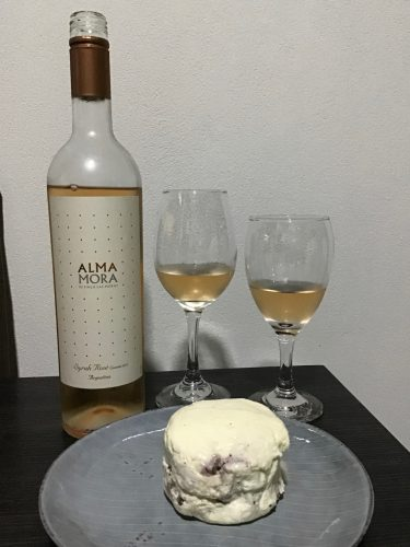 Argentina Rosé and Nutty cheese