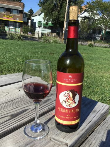 Sicilian Stallion by Vino Veritas Winery