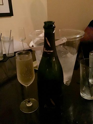 our cava at Opal